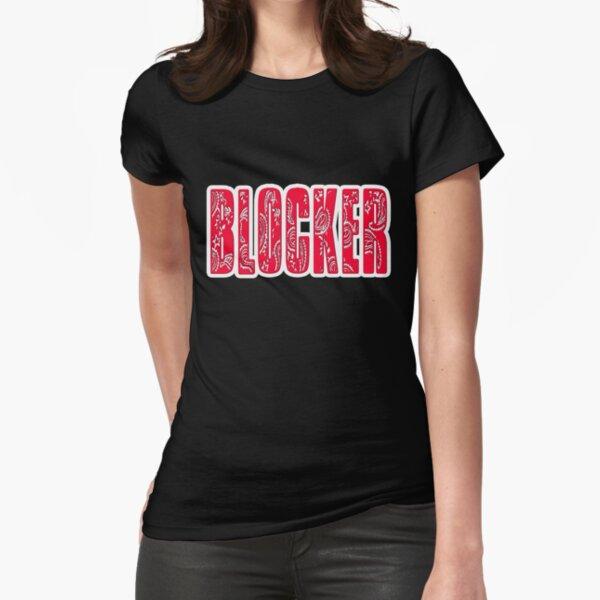 Blocker Fitted T-Shirt