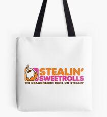 Stealin' Sweetrolls Tote Bag
