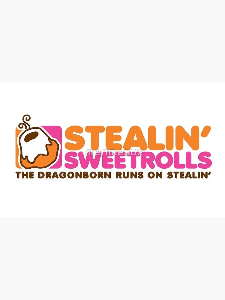 Stealin' Sweetrolls by merimeaux
