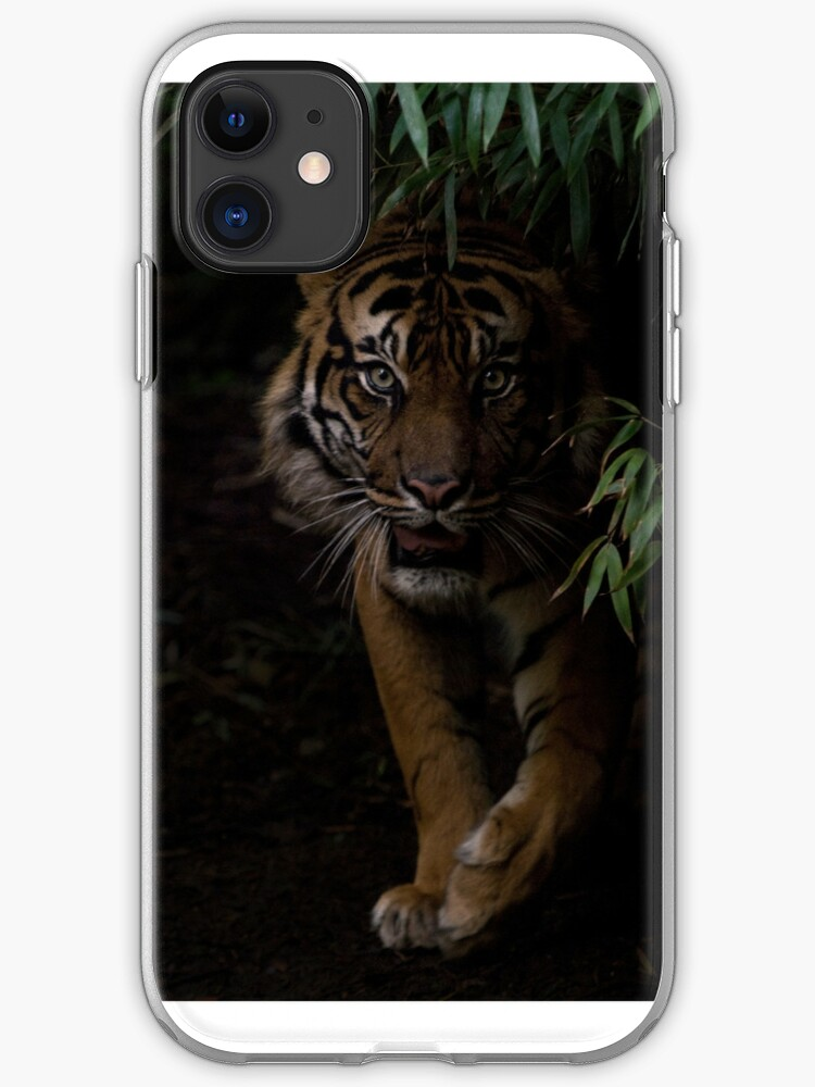 tiger iphone cover