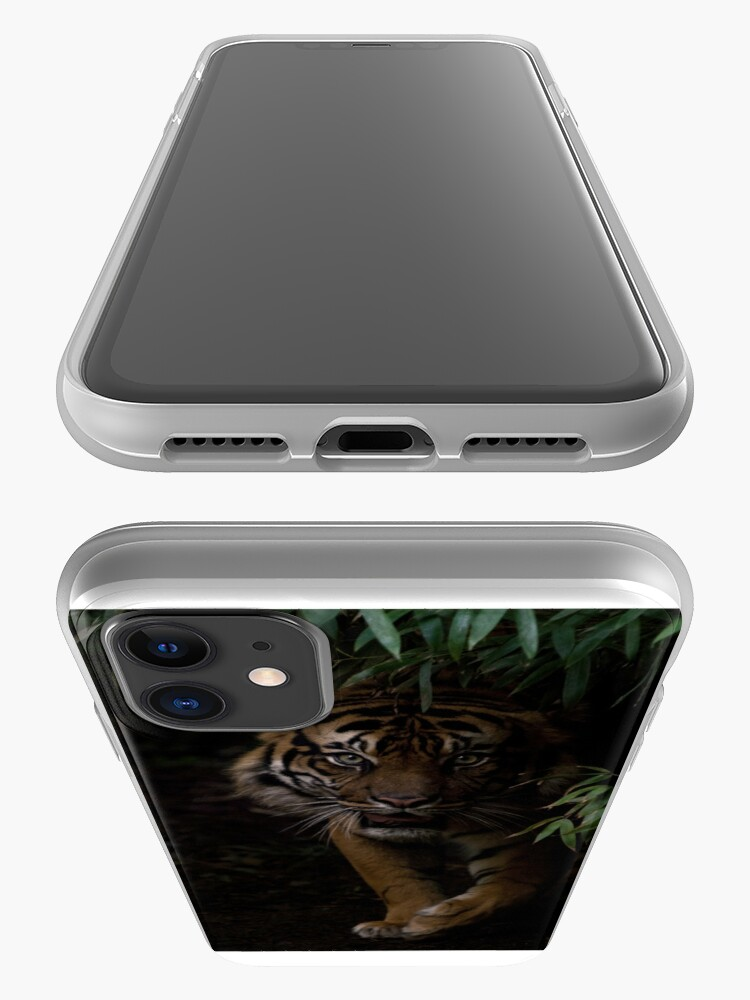 Alternate view of Sumatran Tiger iPhone Cover iPhone Case & Cover