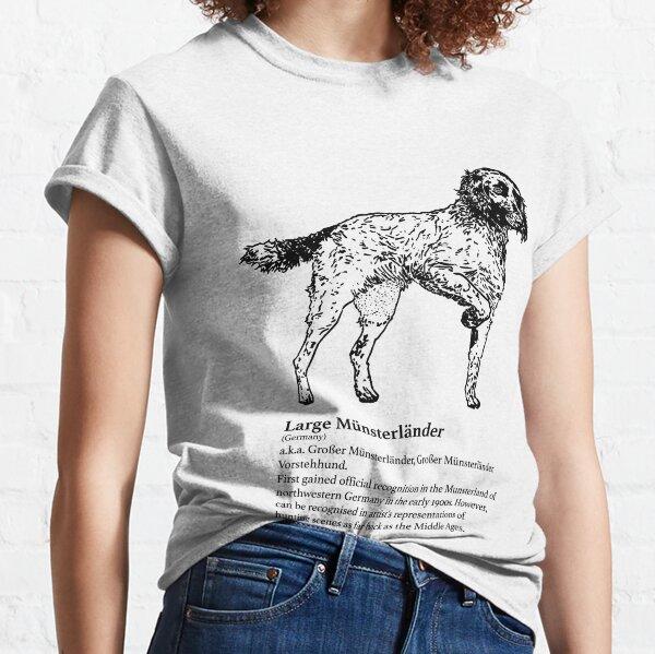 Large Münsterländer Classic T-Shirt