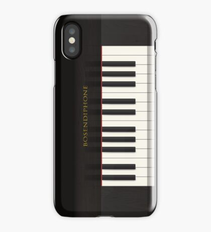 'Bosendiphone' Acoustic Piano iPhone Case