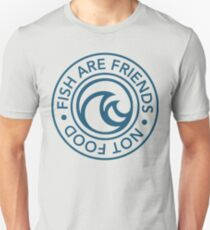 VDW Fish are Friends Unisex T-Shirt