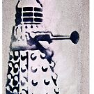 Dalek iPhone Case by eyeshoot