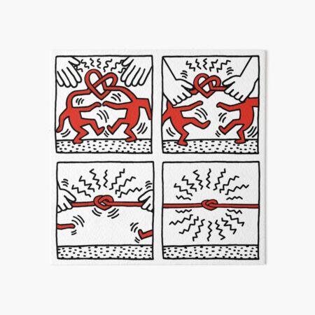 Knoten (2018) Galeriedruck