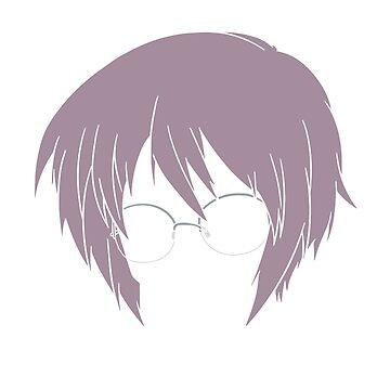 Minimal Yuki Nagato by BenKenshin