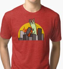 Celery Attack Tri-blend T-Shirt