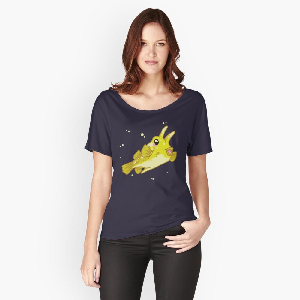 Longhorn Cowfish (Huevember 2018) Relaxed Fit T-Shirt