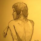 October life Sketch Panza gallery.01 by Ray-d