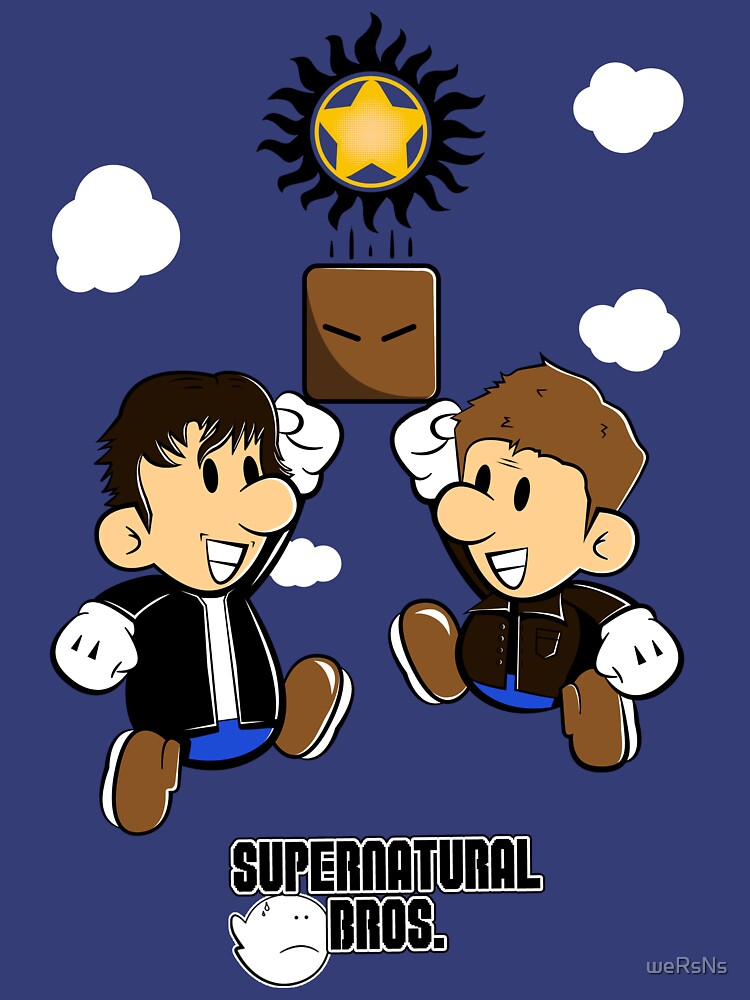 Supernatural Bros. | Unisex T-Shirt
