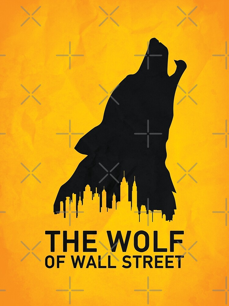 The Wolf of Wall Street by Nick Kemp