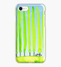 Enthusiastic cypress iPhone Case/Skin