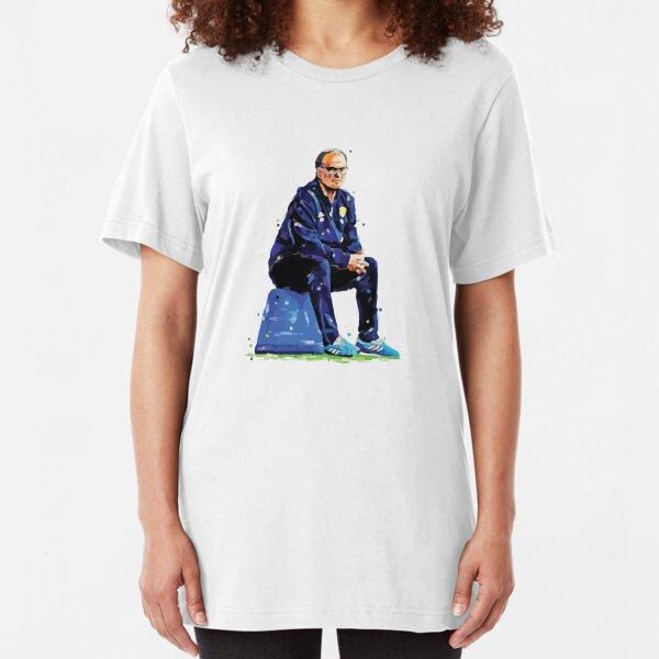 Marcelo Bielsa Bucket Slim Fit T-Shirt
