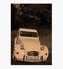 Cars 9 Photographic Print