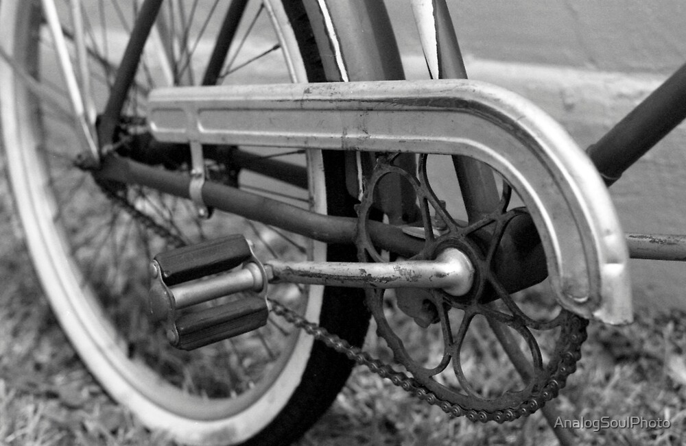 Goodrich Vintage Bicycle by AnalogSoulPhoto