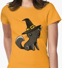 Myu the Candyfloss Cat... on Halloween! T-Shirt