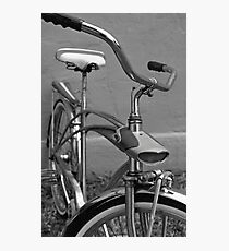Sears SpaceLiner Vintage Bicycle Photographic Print