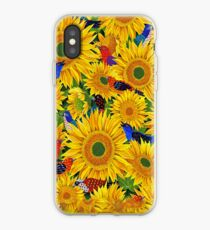 Sassy Sunflowers iPhone Case