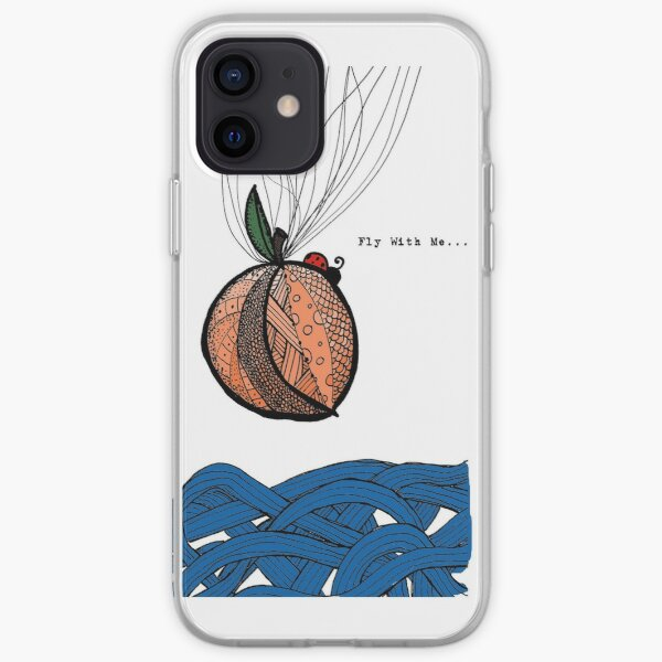 Fly With Me iPhone Soft Case