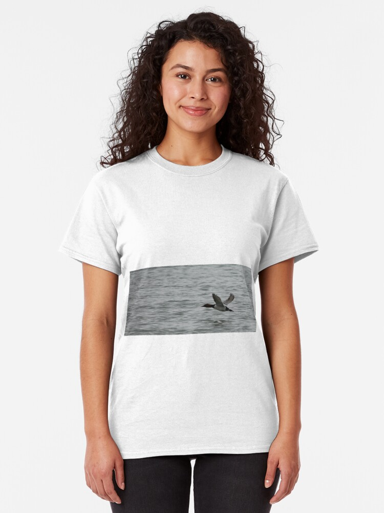 Alternate view of Speedy Canvasback Classic T-Shirt