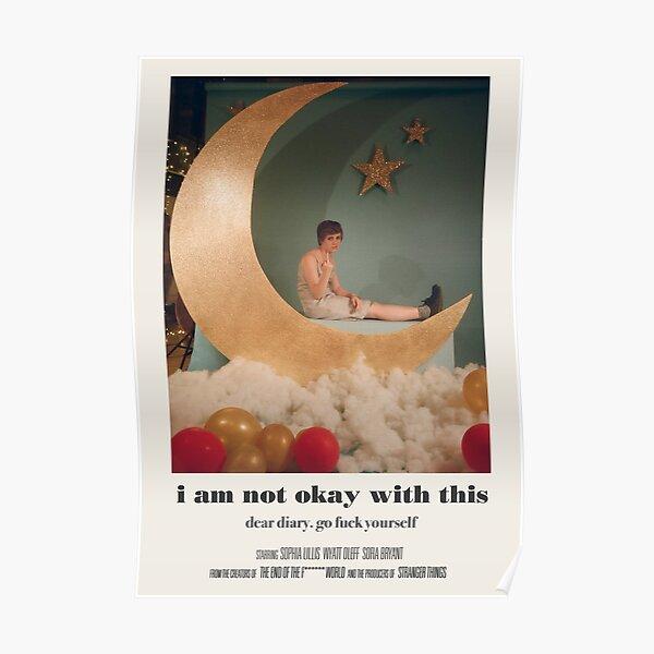 Je ne suis pas d'accord avec cette affiche Poster