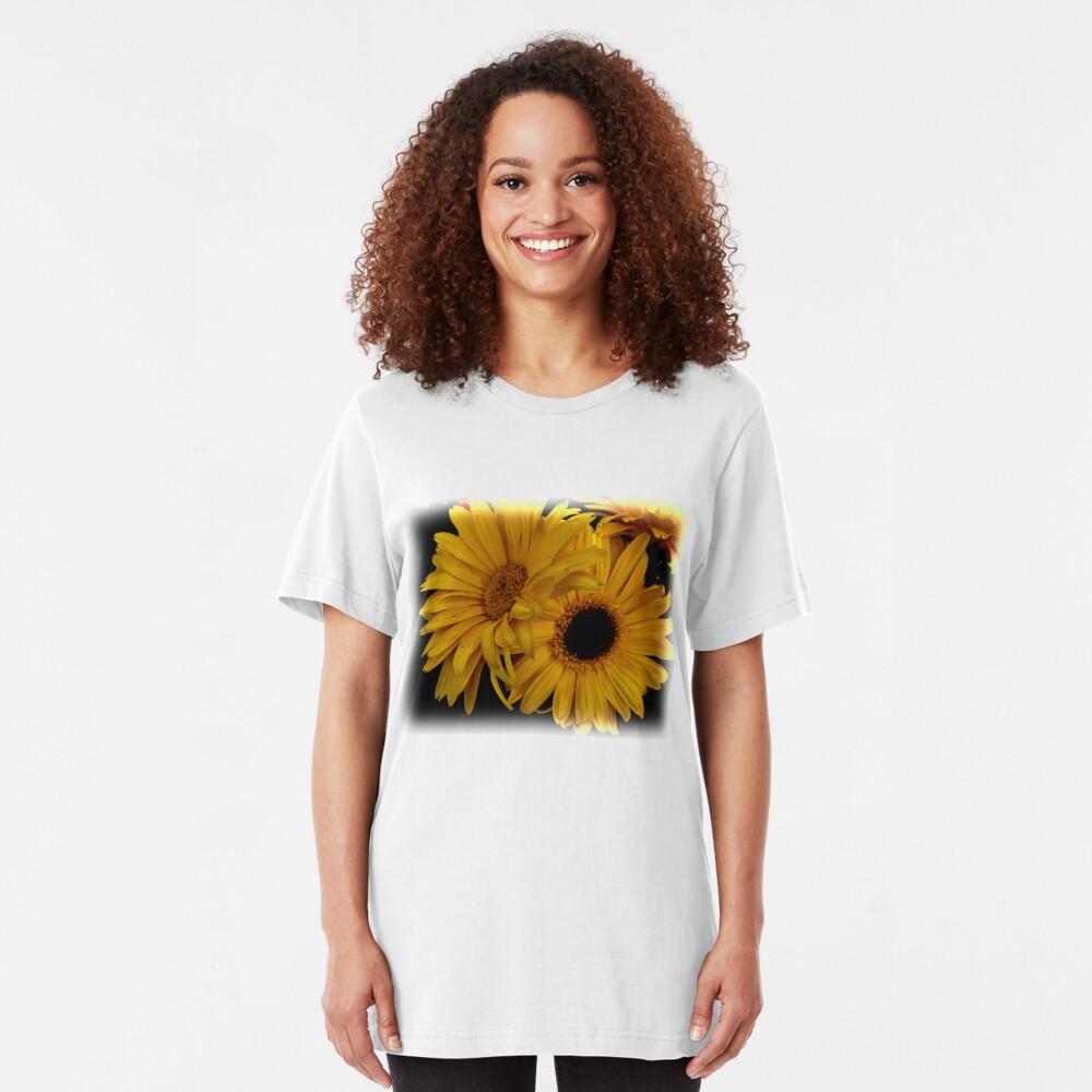 Shining Like The Sun Slim Fit T-Shirt