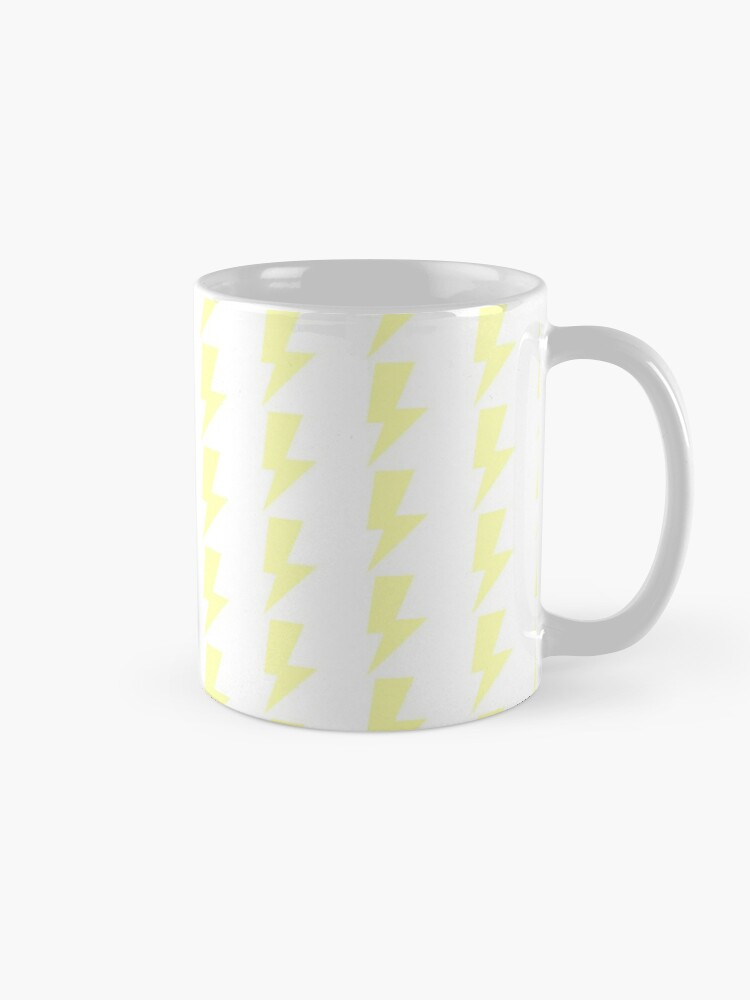 Alternate view of Electric Type Symbol Mug