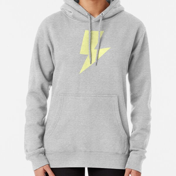 Electric Type Symbol Pullover Hoodie