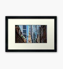 QVB Sydney Framed Print
