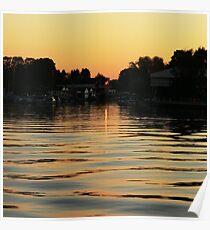 Kingston Sunset 7 Poster