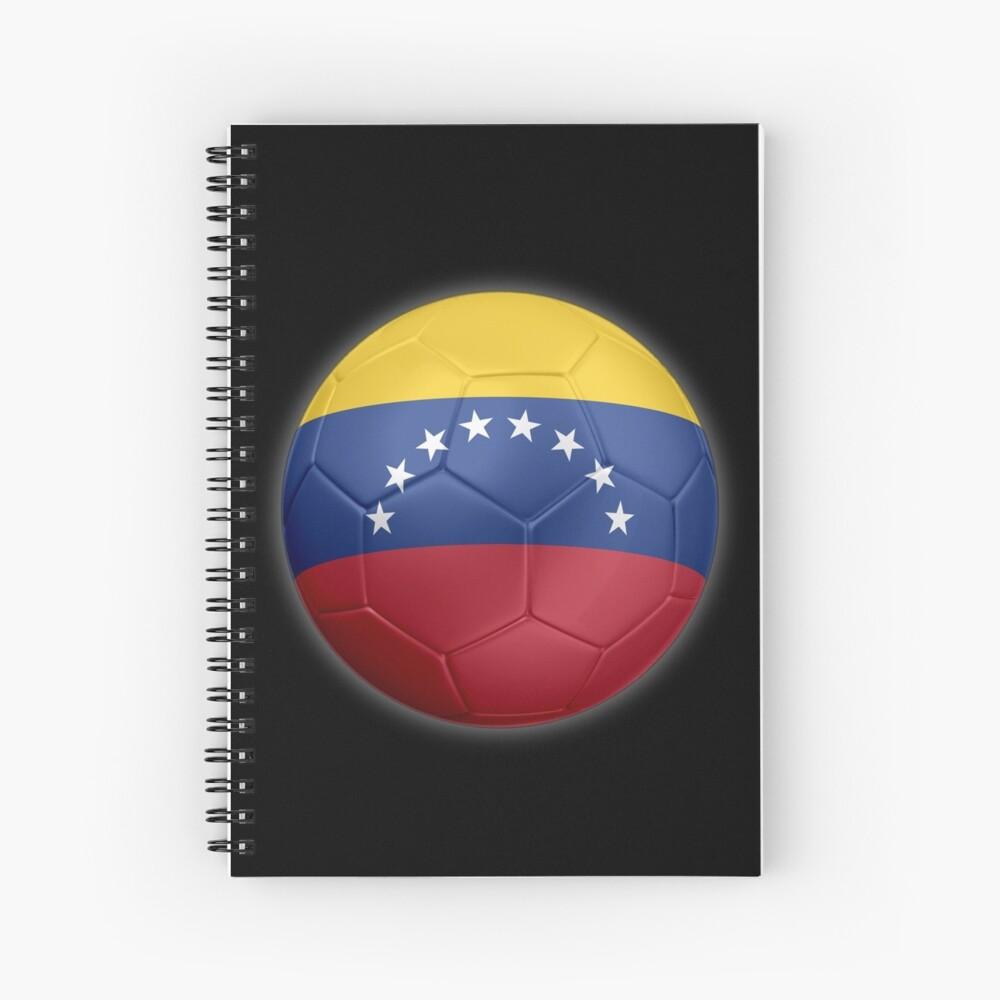Venezuela Venezuelan Flag Football Or Soccer 2 Art Print By Graphix Redbubble