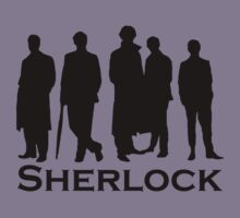 Sherlock Silhouettes