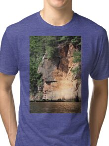 The Great Thinker Tri-blend T-Shirt