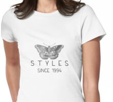 Harry Styles Tattoo  Womens Fitted T-Shirt