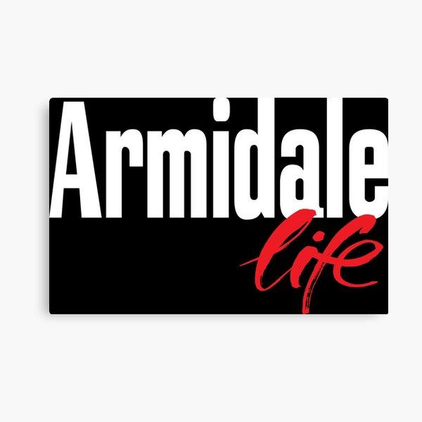 Armidale Life New South Wales Australia Raised Me Canvas Print
