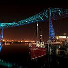 The Transporter Bridge by WhartonWizard