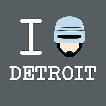 I Protect Detroit by Donot