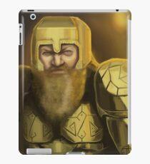 Dwarven Warrior iPad Case/Skin