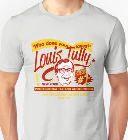 Louis Tully Accounting T-Shirt
