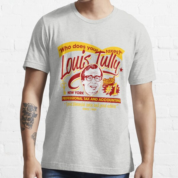 Louis Tully Accounting Essential T-Shirt