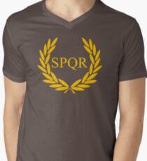 Camp Jupiter Men's V-Neck T-Shirt