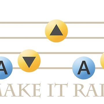 Make It Rain by GeekGamer