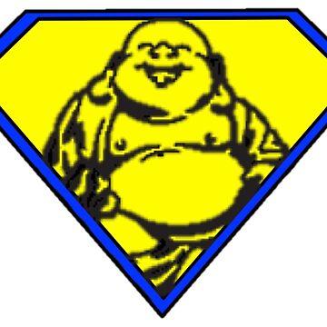 Buddha Man by swern