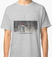 Crane Head Classic T-Shirt