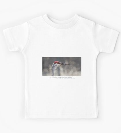 Crane Head Kids Clothes