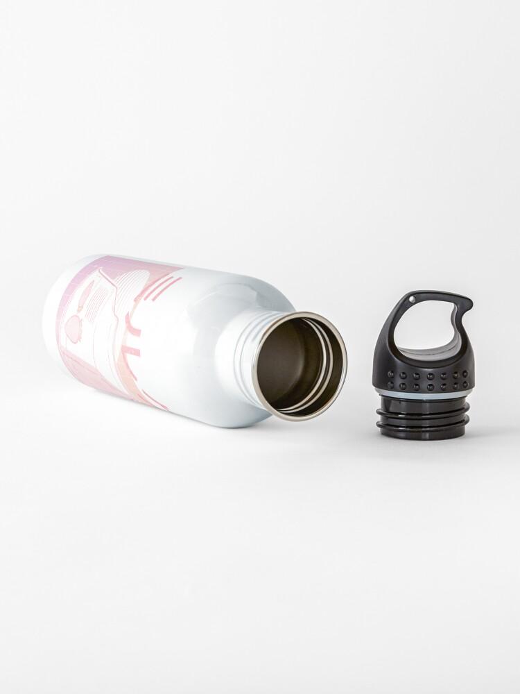 Alternate view of STRAWBERRY MILK DESIGN Water Bottle