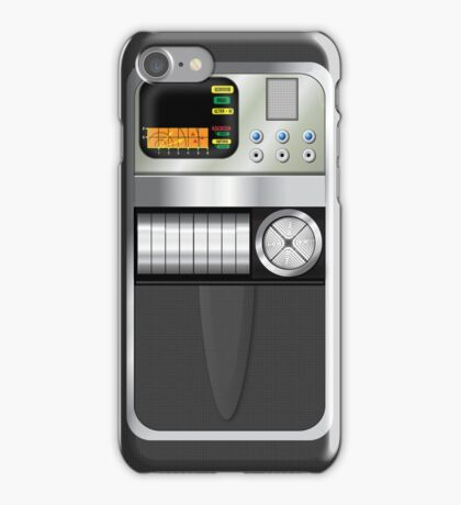 Classic Star Trek Tricorder iPhone Case/Skin