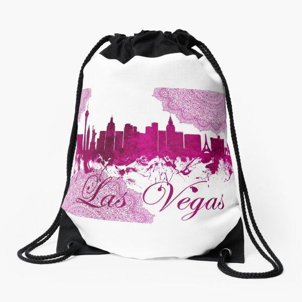 Las Vegas Nevada Skyline - 45 Drawstring Bag