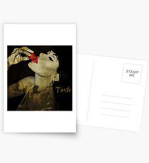Taste Postcards